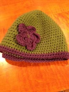 Brooke's hat