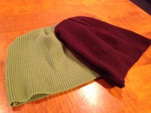 sweater hats